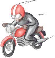 Gezeichnete Motorrad Bilder by Motorr 228 Der Cliparts Gratis Motorradfahrer