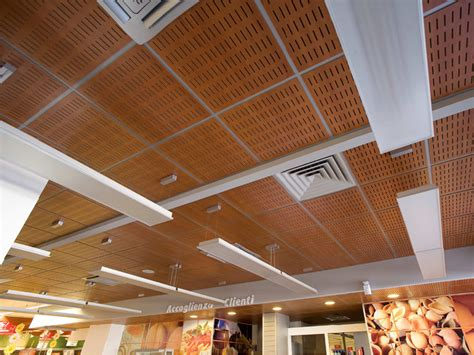 Mdf Ceiling Tiles by Acoustic Mdf Ceiling Tiles Wood Shade Lay In 24 By Itp