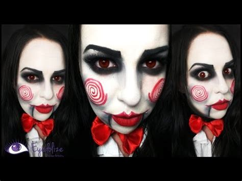 makeup tutorial jigsaw download video jigsaw from saw makeup tutorial by