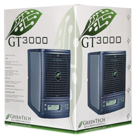 review gt 3000 air purifier