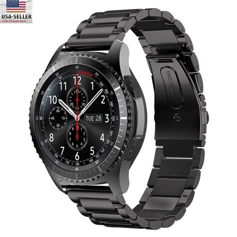 stainless steel band for samsung gear s3 frontier gear s3 classic ebay