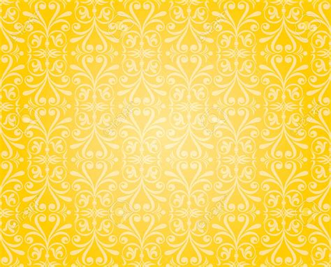 yellow pattern background vector yellow background design vector www pixshark com