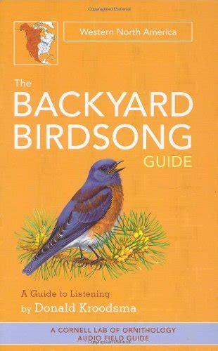 backyard birdsong guide birdfeeders in winter how to