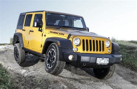 Jeep Generation Next Generation Jeep Wrangler Will Keep Solid Axles Car