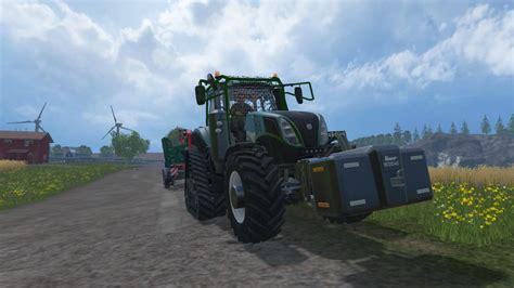 T 8 Ls by New T8 Green Edition V 1 0 Farming Simulator