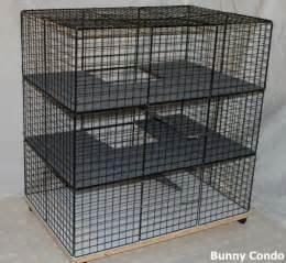 Indoor Hutch For Rabbit Small Animal Supplies New Indoor Large Bunny Condo Rabbit
