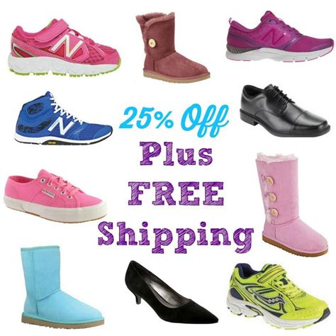 shoe buy shoebuy coupons 25 free shipping on anything from