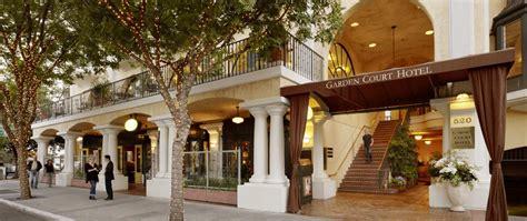 Garden Inn Palo Alto by Garden Court A Luxury Boutique Hotel In Downtown Palo Alto Ca
