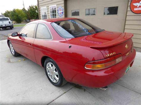 old car manuals online 1995 lexus sc auto manual 1995 lexus sc400 for sale classiccars com cc 1031124