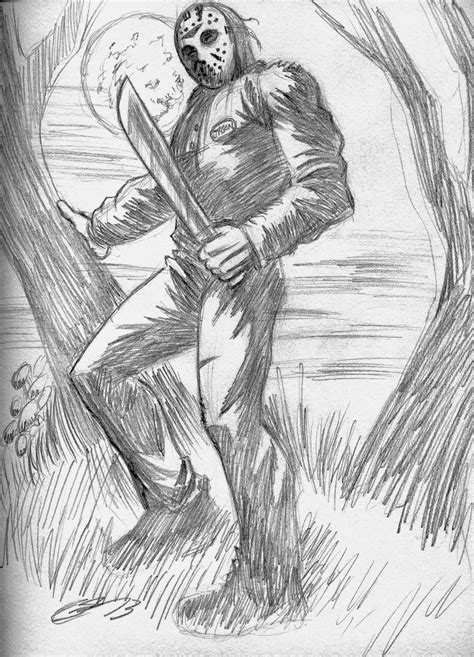 jason voorhees coloring pages online jason voorhees coloring pages