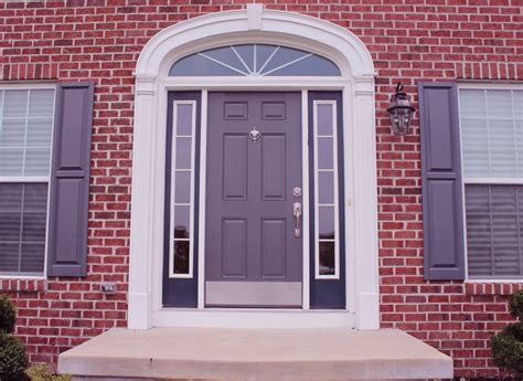 front door color for brick house 13 best choice for front exterior door paint colors