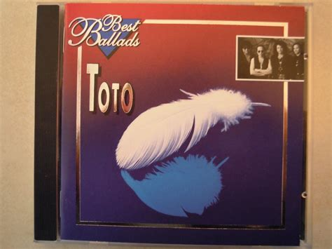 Cd Toto Best Ballads By Club toto cd best ballads made in germany 240 00 en mercado