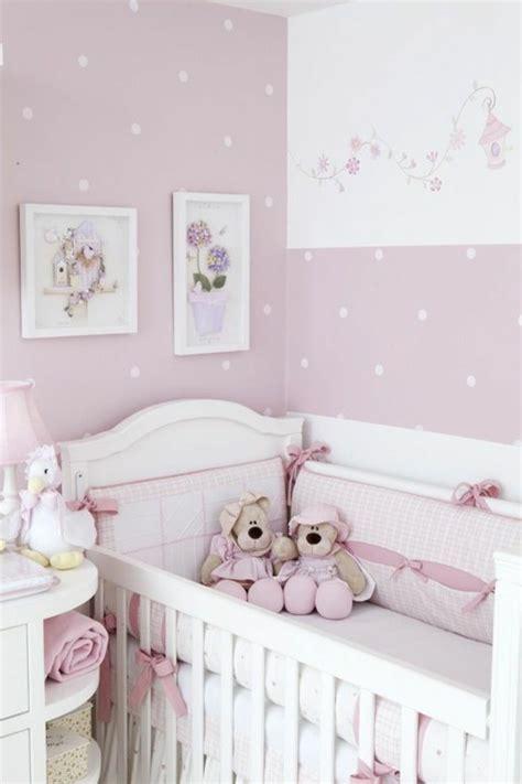 Charmant Chambre Fille Beige Et Rose #1: 00-jolie-chambe-bebe-fille-rose-chambre-bebe-tour-de-lit-bebe-pas-cher.jpg