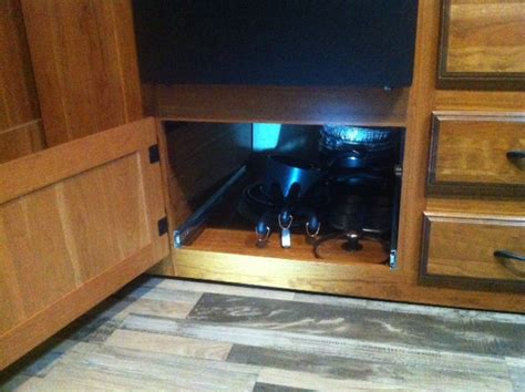 Starcraft Cabinets by Cabinet To Drawer Mod Jayco Rv Owners Forum
