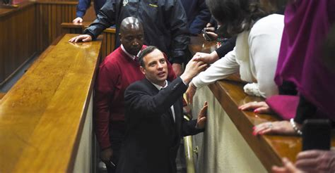 Gets Visitors Will Not Appeal Sentence by Pistorius Will Not Appeal Sentence Lawyer