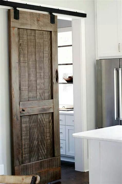 barn door inside house 25 best ideas about sliding barn doors on