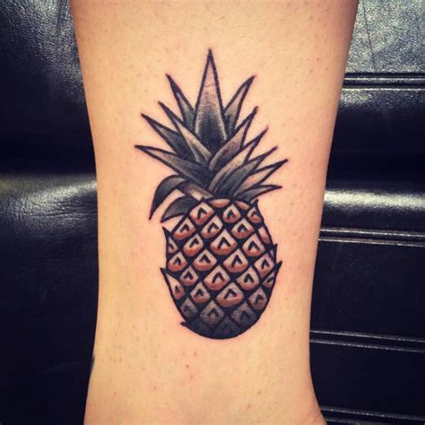 traditional style tattoos traditional pineapple www pixshark images