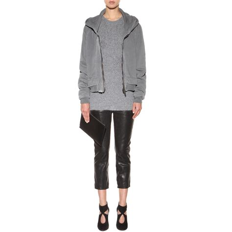Gray Beverly Vest s designer hoodie costs 1 300 daily mail