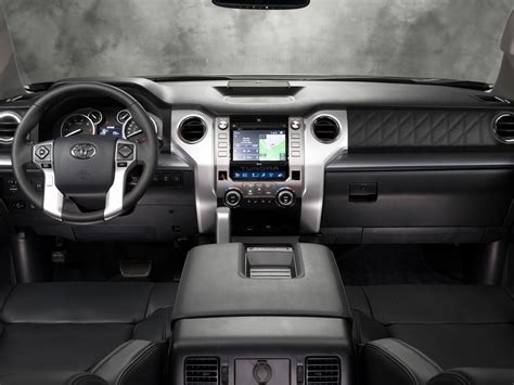 Tundra Platinum Interior by Toyota Tundra Platinum Interior Car Interior Design