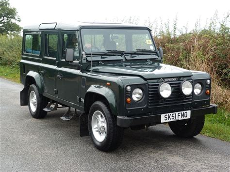 land rover defender td5 land rover defender td5 110 county previously sold