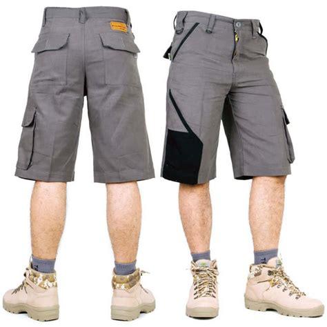 Celana Cargo Pendek Pria R0241 celana pendek pria distro keren model cargo buat travelling abu2