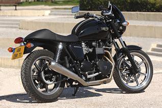 Motorrad Hnlich Triumph Bonneville by Triumph Bonneville Testbericht