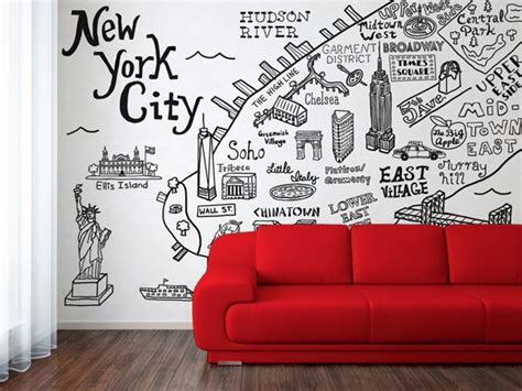 new york city wall sticker 41 best images about new york city wall decals stickers