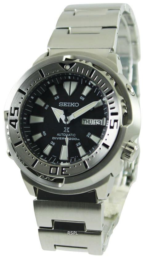 Seiko Diver 200m Stm001 seiko prospex baby tuna automatic divers 200m srp637k1 srp637k srp637 mens zetawatches