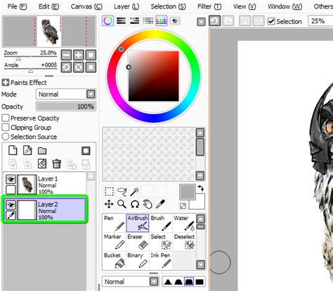 paint tool sai pixel tutorial design process how to create a poster with