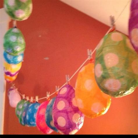 How To Make Liquid Starch For Paper Mache - 1000 ideas about blowing up balloons on