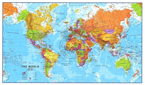 map of the world zoomable maps international world map political 1 30m engelstalig