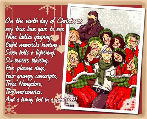 ninth day of christmas ideas top 28 on the 9th day of 9th day of by playfulkitty828 on deviantart 12 days of