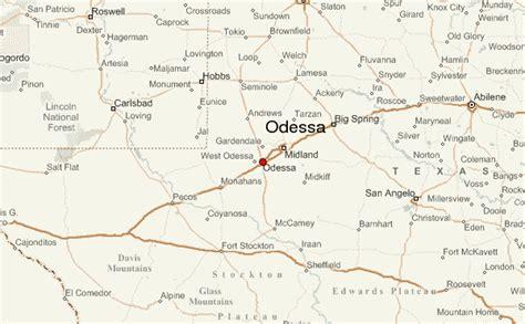 where is odessa texas on the map gu 237 a urbano de odessa texas