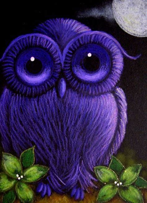 Owl Purple by Purple Owl Images Search