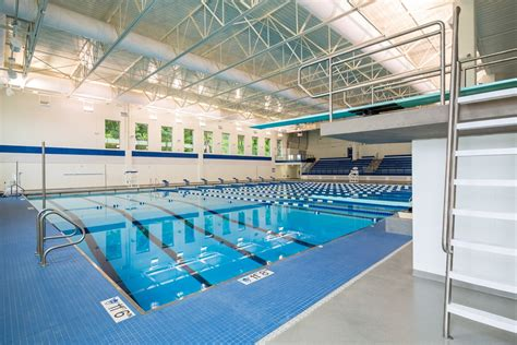 Luther College Mba Application Deadline by Luther College Aquatic Center Construction The Opus