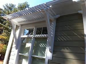 window pergola pergola window awning outdoors home