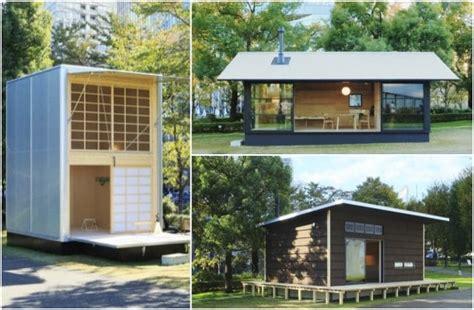 Modern Prefab Cabin modelos de caba 241 as realizados por la marca muji