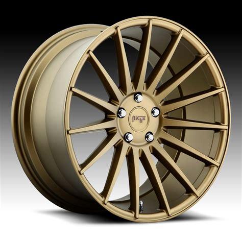 bronze wheels niche m158 form bronze custom wheels rims niche road