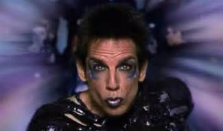 The first zoolander film is a satire of the fashion industry and