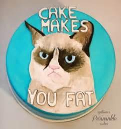 No Cake Meme - periwinkle cakes