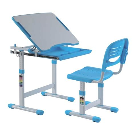 mini blue desk best desk quality children desks chairs