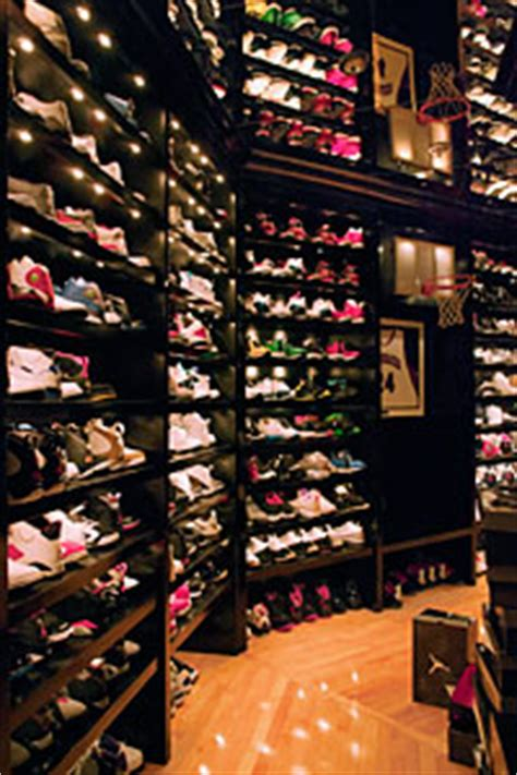 Closet Of Jordans by Hawks Johnson Takes Shoe Addiction To The Next Level