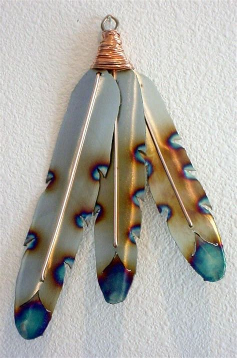 native american indian home decor native american indian feathers steel metal wall art home