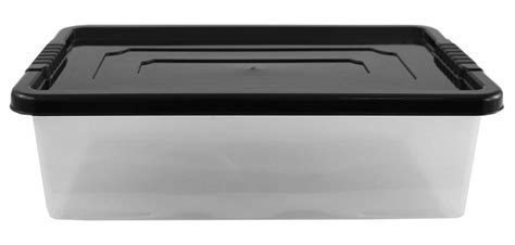 slim underbed storage underbed storage box 15cm high underbed storage box