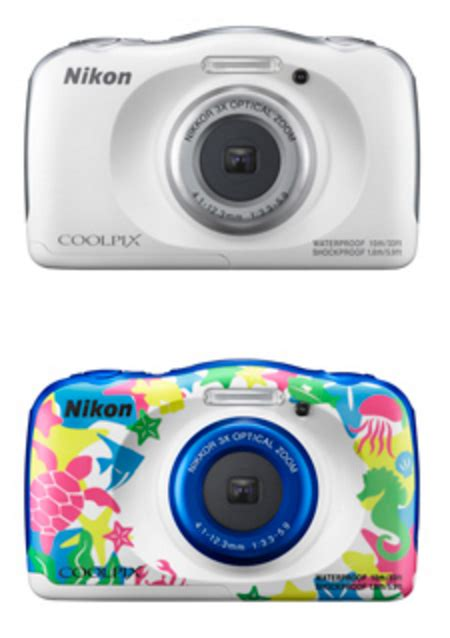 best nikon coolpix compact nikon coolpix w100 compact announced nikon rumors