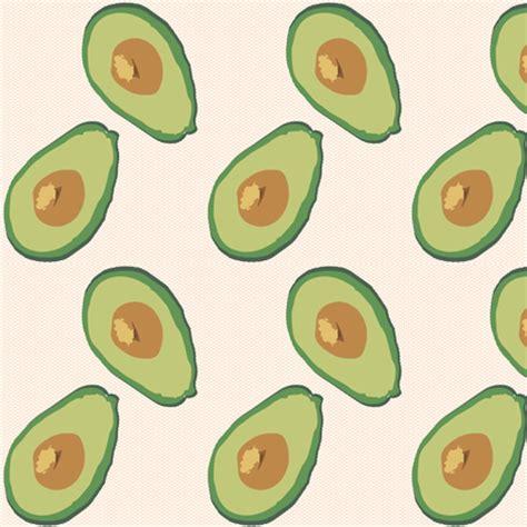 cute avocado pattern you say avocado i say avocado fabric alysnpunderland