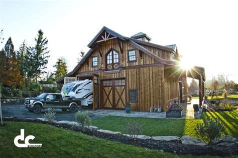live in barn plans 78 best ideas about rv garage on pinterest boat garage
