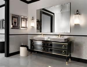 Black And Gold Bathroom Decor » New Home Design
