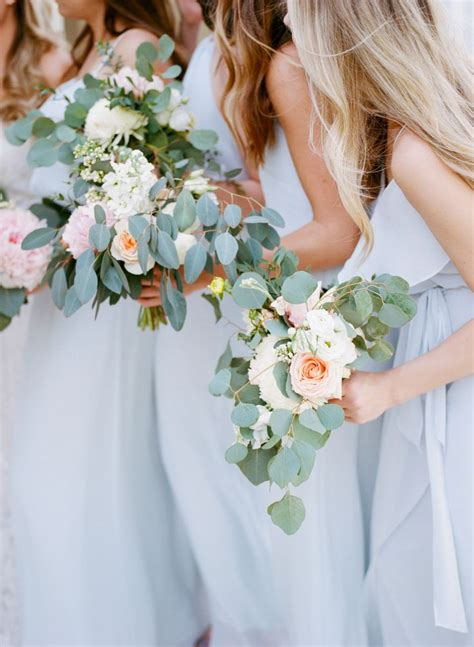 Wedding Flowers And Bouquet by 25 Best Ideas About Eucalyptus Bouquet On