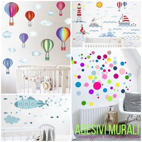 adesivi per armadi bambini come usare gli adesivi murali in cameretta mamma felice